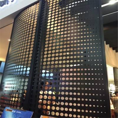 瑞金 绿色环保冲孔型号铝单板 外墙穿孔铝单板价格