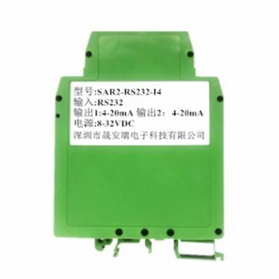RS485转0-10V变送器,D/A转换器