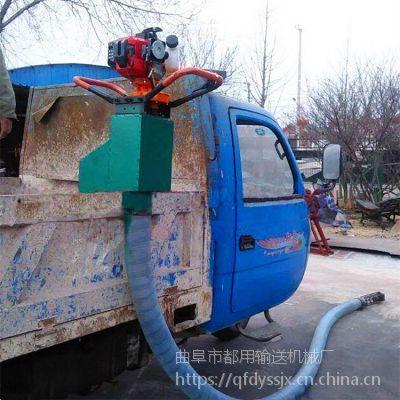 批发6米长粮食吸粮机 散稻谷装车抽粮机 自吸式沙子吸料机qk
