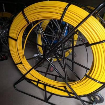 穿线器电缆穿线引线拉线器管道穿管器通管器玻璃钢穿孔器