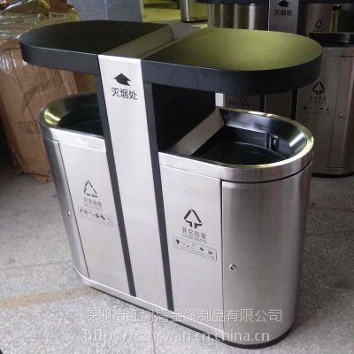 广东垃圾桶厂家中山不锈钢垃圾桶工厂