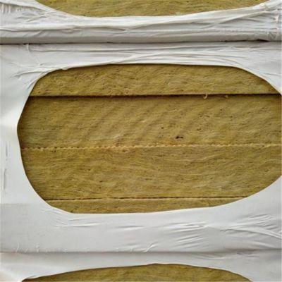 烟台市玄武岩岩棉保温板4公分价格 竖丝抹面岩棉复合板