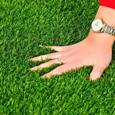 围挡草皮人造草坪减震垫报价