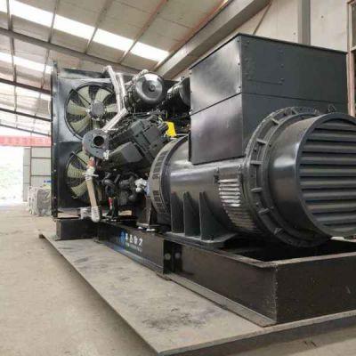 100kw拖车式柴油发电机组