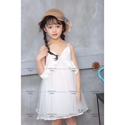 2019当季新款公主裙【妹妹鱼】 广州品牌童装尾货一手货源批发