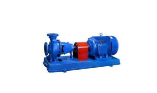 IS型清水泵输送不含固体颗粒的常温液体