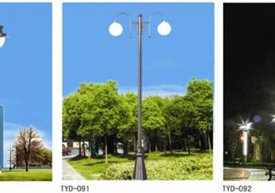 山西玉展照明(图)-山西庭院灯销售-庭院灯