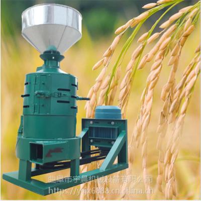 宜宾水稻剥壳碾米机 宇晨谷子砂辊碾米机 高粱打米机厂家