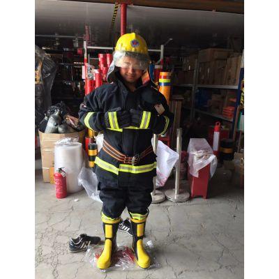 供应消防服装 07款消防员灭火防护服 消防服装厂家