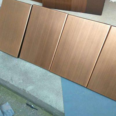 天津铝单板喷涂厂家 氟碳漆