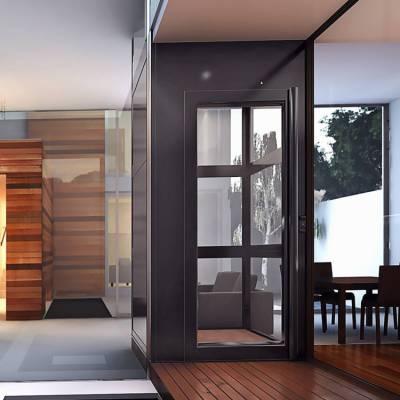 恒久定制两层三层家用电梯小型家用电梯、家用小电梯、家庭小型别墅电梯、家用升降电梯厂家