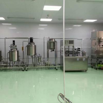 小型五味子保健饮料生产线|实验型果汁饮料生产全套设备