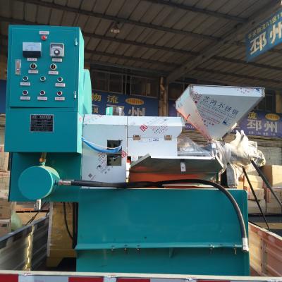 芜湖市菜籽大型螺旋榨油机 卧式榨油机厂家 安徽榨油机多少钱一台