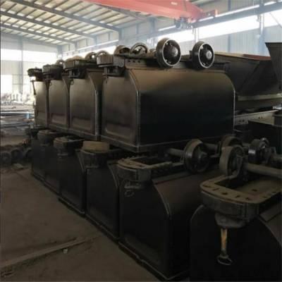 品牌推荐2吨矿车 煤矿用矿车配件 MLC5-6材料车
