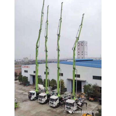 新农村建设系列35米混凝土搅拌天泵