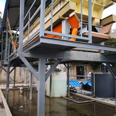 生态环保清淤施工设备砂浆污水处理回用设备