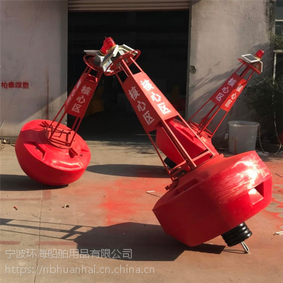 聚氨酯填充浮标钢制助航标生产厂家