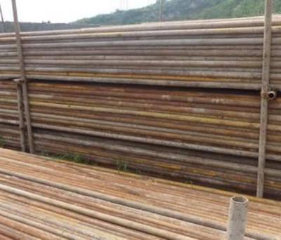 【荷露物资回收】-3pe防腐钢管回收出售郑州麻钢回收公司