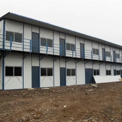 艾克威新型建材(图)-轻钢组合活动房-合肥轻钢组合房