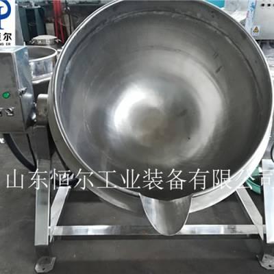 山东恒尔工业装备(图)-多功能夹层锅哪家好-多功能夹层锅
