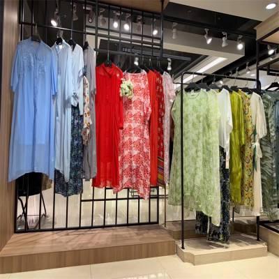 卡嘉茜品牌服装折扣批发折扣 阿里品牌女装尾货批发市场