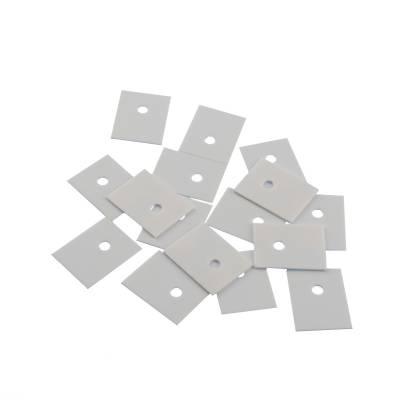 佳日丰泰供应LED导热陶瓷基片 氧化铝散热垫片 氧化铝导热陶瓷片