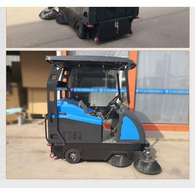 青海扫地车-电动三轮扫地车厂家-济宁集合达清洁设备