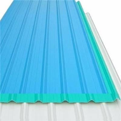 河北省邢台市988型阻燃型采光板1.2mm厚热导系数葫芦岛FRP塑料采光板