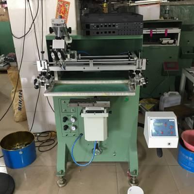茂名市钢管丝印机厂家软管塑料管丝网印刷机玻璃管移印机 定制厂家