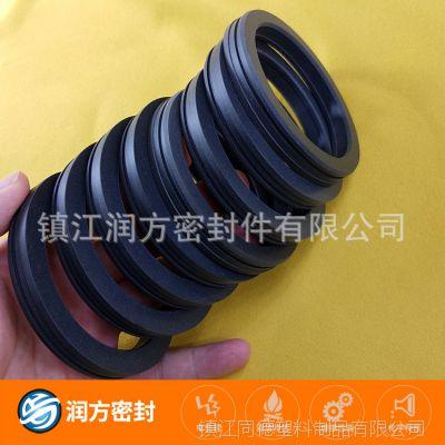 (镇江润方密封件有限公司)聚四氟乙烯PTFE定制耐磨型异形件制品