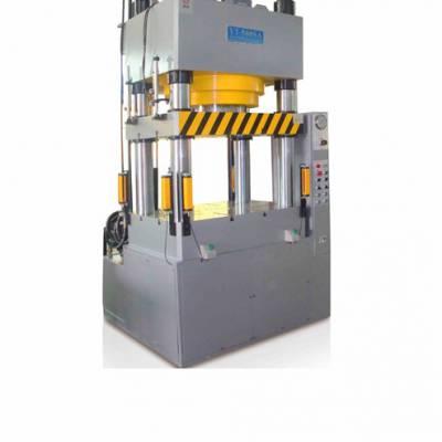 盐城800吨四柱油压机-银通四柱油压机