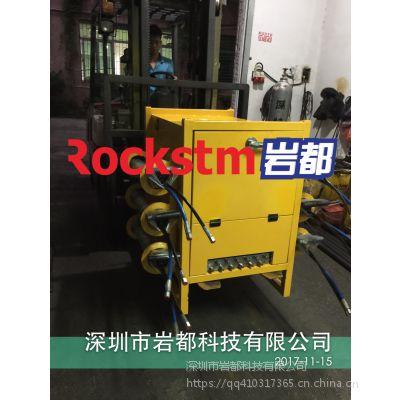 供应镁矿开采不能爆破、有什么好的机械、柱式分裂棒-岩都劈裂棒