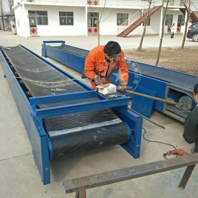 湖北DTII型胶带输送机生产厂家,矿山DTII型胶带输送机辽宁案例
