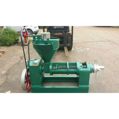 新型榨油机设备 家用螺旋榨油机