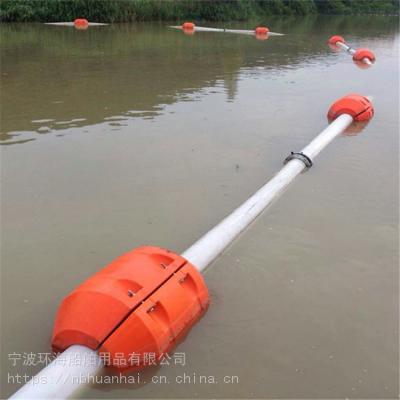 水上管道用浮体水库清淤排泥管线浮子产品介绍