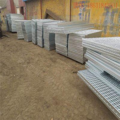钢格板井盖 水泥水沟盖板 镀锌钢格板制造厂家