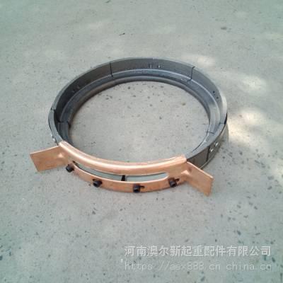 电动葫芦导绳器_防爆起重机导绳器_耐磨单梁行吊排绳器