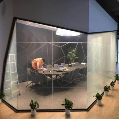 调光玻璃 调光膜 液晶贴膜 智能调光玻璃 贵州调光玻璃