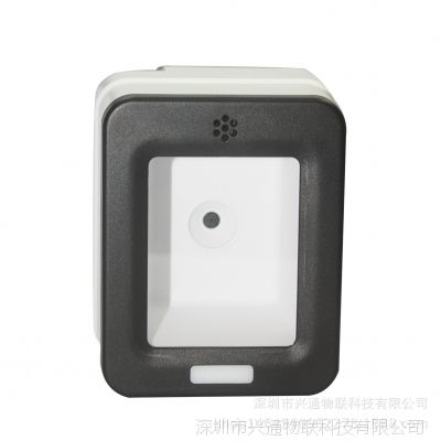 二维码付款机收钱器收银扫码器扫码收款盒
