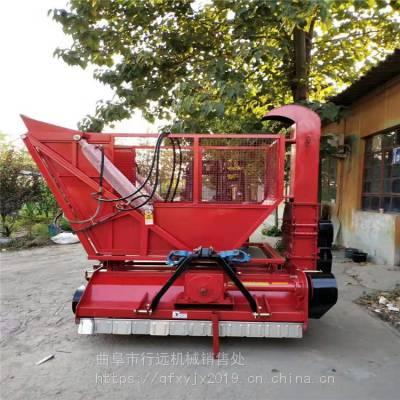 牧草粉碎机 高效率玉米秸秆粉碎回收机 拖拉机悬挂式秸秆回收机
