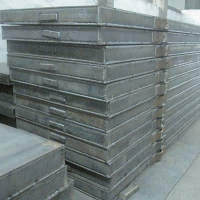 芜湖垫路道板钢板出租_铺路钢板路基箱走道板租赁专业租赁建筑物资辅材拉森钢板桩型钢