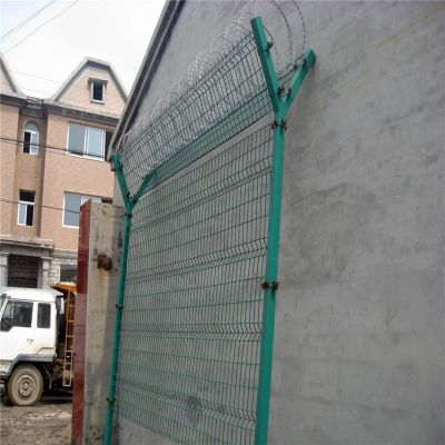 机场防护栏网 绿色防护栏网 围地防护栏网