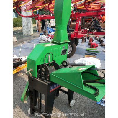 电动饲料秸秆铡草机 揉丝粉碎牧草干杂草切草机麦秆铡切机