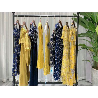 广州一手货源女装批发市场 19年拉贝堤 多种风格 性价比高 时尚潮流