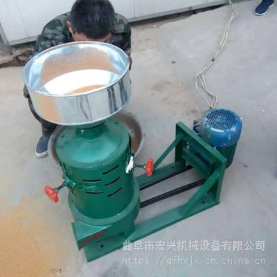 小型粮食去皮机/稻谷脱皮碾米机/厂家供应碾米机