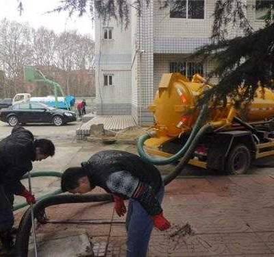 清理-肇庆高要化粪池隔油池清理-肇庆通渠通下水道怎么收费