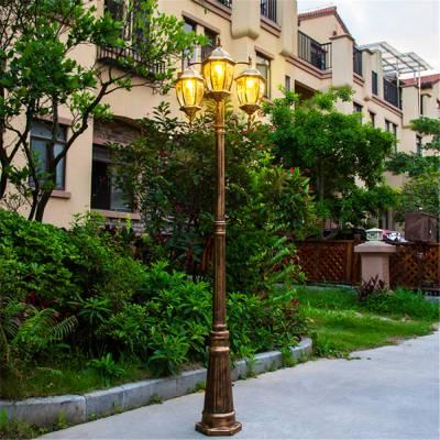 廊坊太阳能庭院灯厂家-LED庭院灯价格ZN-357款式图片