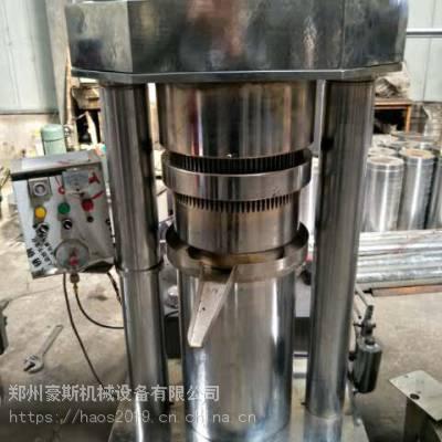 豪斯机械生产榨油机,液压榨油机,螺旋榨油机系列