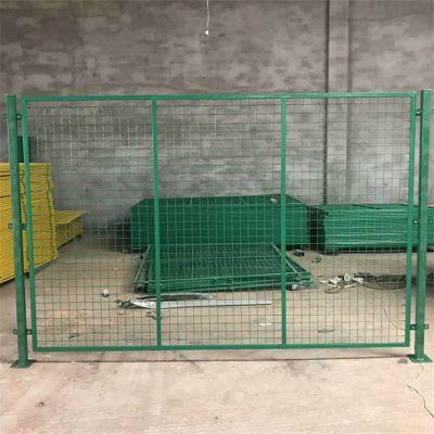 车间隔离网现货供应 工业厂房护栏网 仓库隔断网