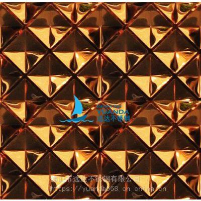 青岛304不锈钢压花板 特殊压花不锈钢板KTV大门装饰板 潮流时尚品质优良